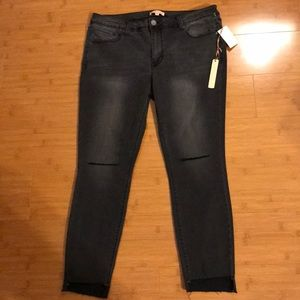Gibson Latimer busted knee jeans Sz 8